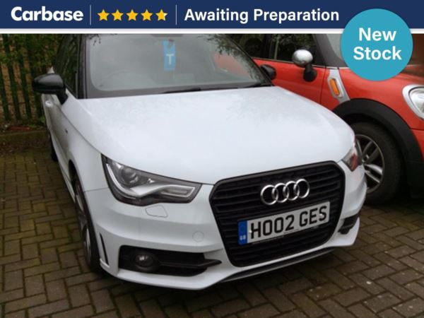 (2013) Audi A1 1.6 TDI S Line Style Edition 5dr Bluetooth Connection - Aux MP3 Input - Air Conditioning - Alloys