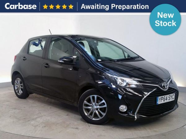 (2014) Toyota Yaris 1.4 D-4D Icon 5dr Bluetooth Connection - Aux MP3 Input - USB Connection - 1 Owner