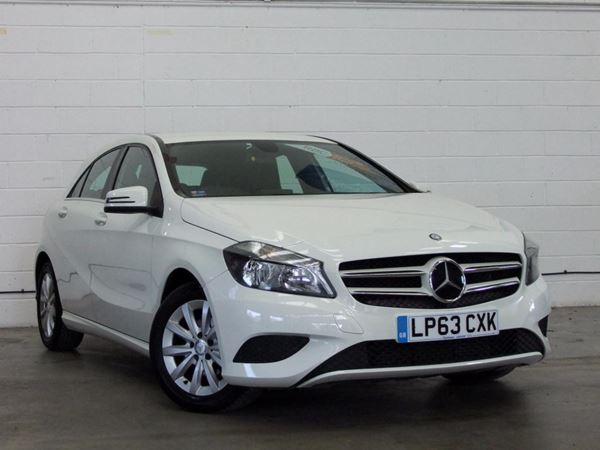 (2014) Mercedes-Benz A Class A180 CDI BlueEFFICIENCY SE 5dr Bluetooth Connection - Zero Tax - 6 Speed - Air Conditioning - 1 Owner