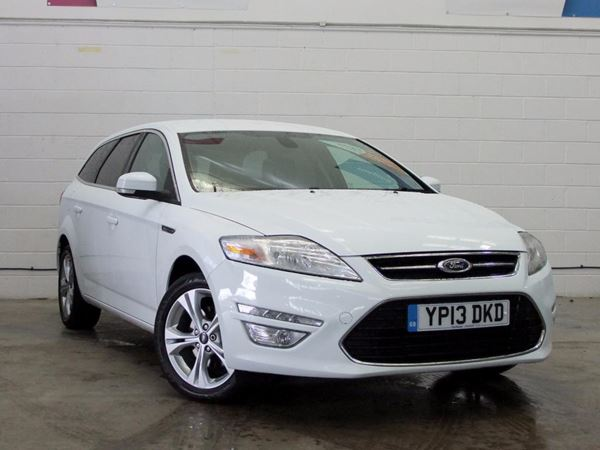 (2013) Ford Mondeo 2.0 TDCi 140 Titanium 5dr Bluetooth Connection - DAB Radio - Aux MP3 Input - USB Connection