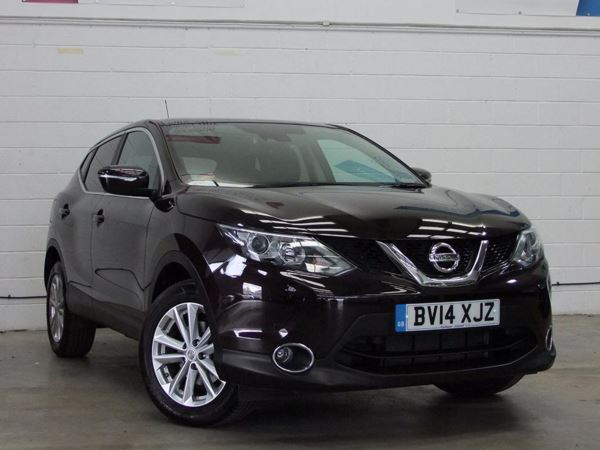 (2014) Nissan Qashqai 1.2 DiG-T Acenta Premium 5dr Panoramic Roof - Satellite Navigation - Bluetooth Connection - DAB Radio