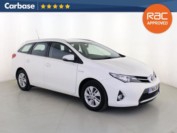 (2014) Toyota Auris 1.8 VVTi Hybrid Icon 5dr CVT Auto Bluetooth Connection - Aux MP3 Input - 1 Owner - Air Conditioning - Hill Hold Assist