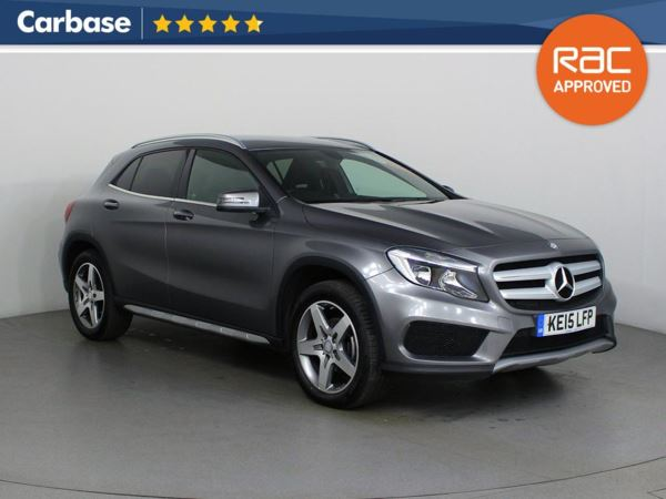 (2015) Mercedes-Benz GLA Class GLA 200 CDI AMG Line 5dr - SUV 5 Seats £575 Of Extras - Bluetooth Connection - Aux MP3 Input - USB Connection - Rain Sensor - 1 Owner