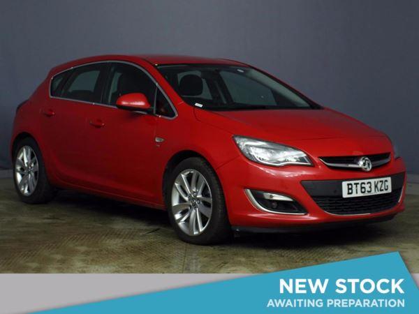 (2013) Vauxhall Astra 1.7 CDTi 16V ecoFLEX 130 SRi 5dr [Start Stop] £1175 Of Extras - Bluetooth Connection - £30 Tax - Parking Sensors