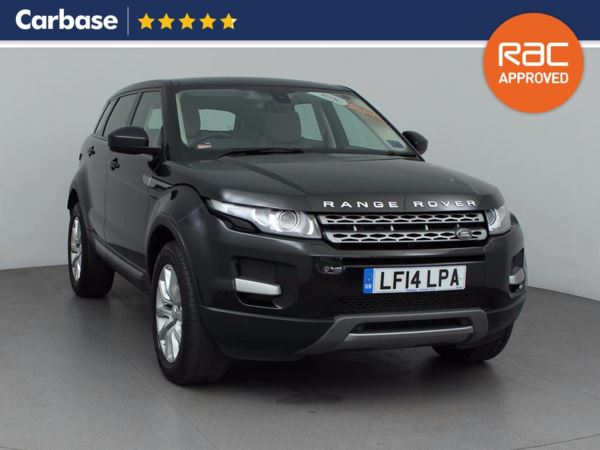 (2014) Land Rover Range Rover Evoque 2.2 eD4 Pure 5dr [Tech Pack] 2WD - SUV 5 SEATS £1170 Of Extras - Panoramic Roof - Satellite Navigation - Bluetooth Connection