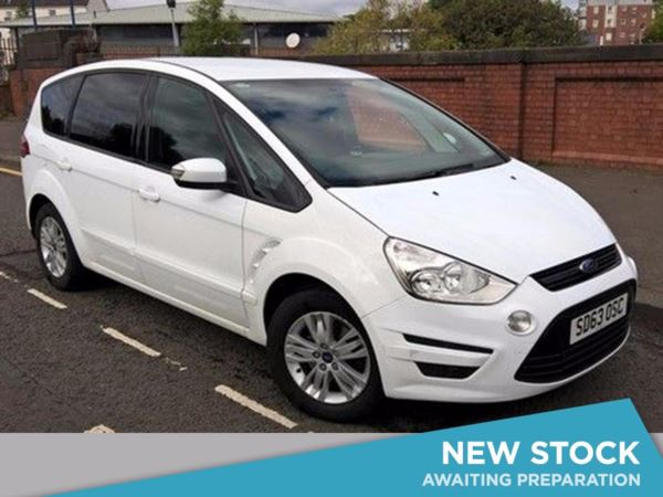 (2013) Ford S-MAX 1.6 TDCi Zetec 5dr [Start Stop] - MPV 7 Seats Bluetooth Connection - Parking Sensors - Aux MP3 Input - 6 Speed - Climate Control