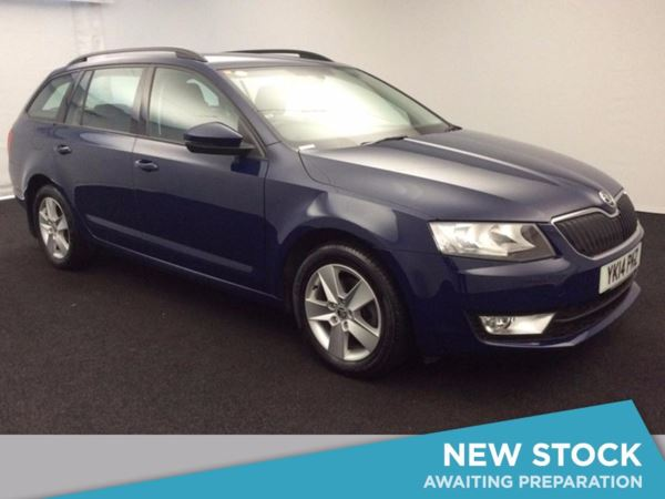 (2014) Skoda Octavia 2.0 TDI CR SE 5dr £1075 Of Extras - Bluetooth Connection - £20 Tax - Parking Sensors - DAB Radio