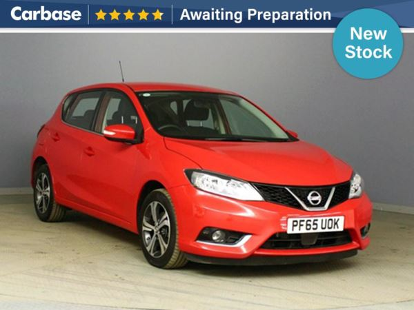 (2016) Nissan Pulsar 1.5 dCi Visia 5dr Bluetooth Connection - Aux MP3 Input - Cruise Control - 1 Owner - Air Conditioning