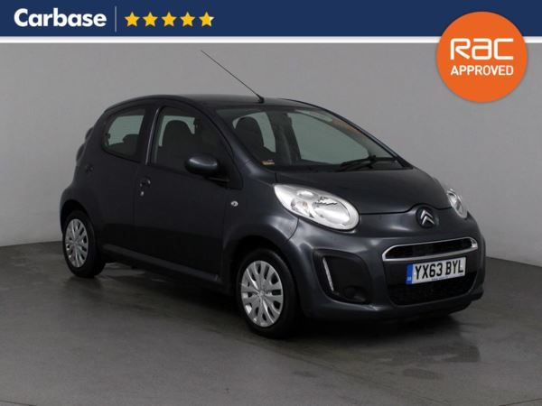 (2013) Citroen C1 1.0i VTR 5dr Zero Tax - Aux MP3 Input - Low Insurance - Air Conditioning