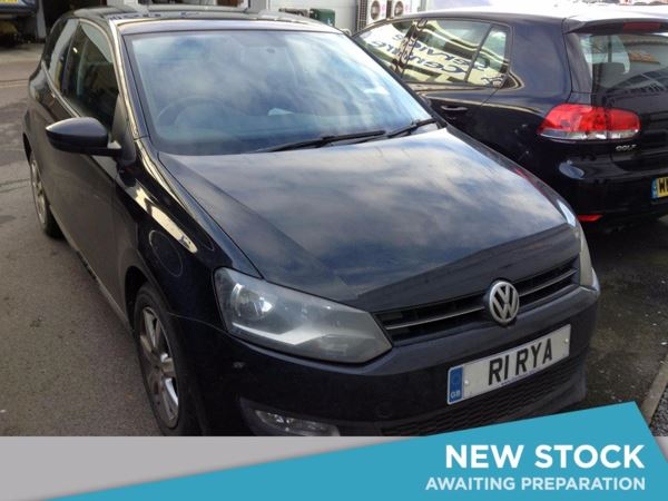 (2011) Volkswagen Polo 1.2 60 Match 3dr Low Insurance