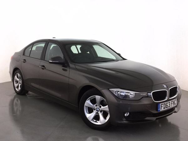 (2014) BMW 3 Series 320d EfficientDynamics 4dr £720 Of Extras - Luxurious Leather - Bluetooth Connection - £20 Tax
