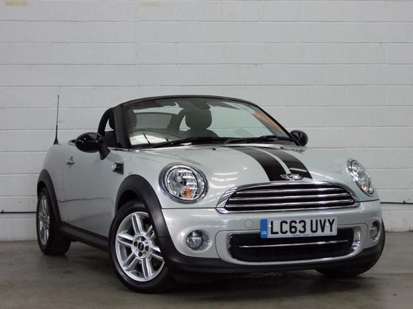 (2014) MINI Roadster 1.6 Cooper 2dr £2635 Of Extras - Bluetooth Connection - Parking Sensors - DAB Radio