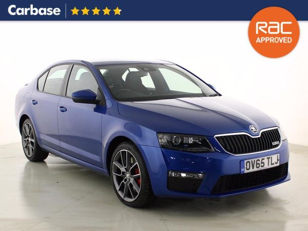 (2015) Skoda Octavia 2.0 TDI CR vRS 5dr £1125 Of Extras - Bluetooth Connection - Parking Sensors - DAB Radio