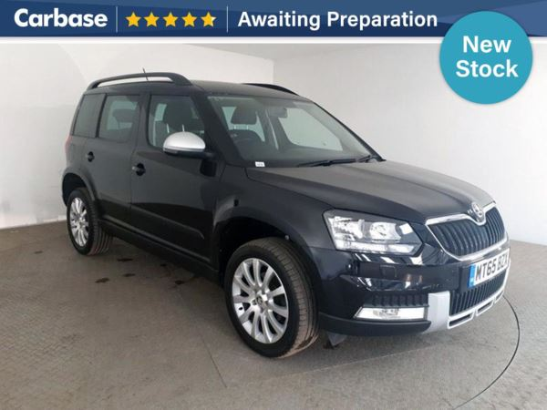 (2015) Skoda Yeti Outdoor 2.0 TDI CR SE Business 5dr - SUV 5 Seats Bluetooth Connection - Parking Sensors - Aux MP3 Input - Cruise Control - 1 Owner - Climate Control
