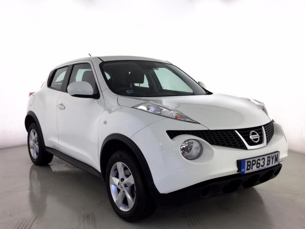 (2014) Nissan Juke 1.6 [94] Visia 5dr Air Conditioning - 1 Owner