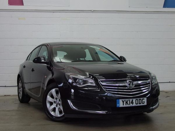 (2014) Vauxhall Insignia 2.0 CDTi [163] ecoFLEX Design 5dr [Start Stop] £1745 Of Extras - Satellite Navigation - Bluetooth Connection - £30 Tax