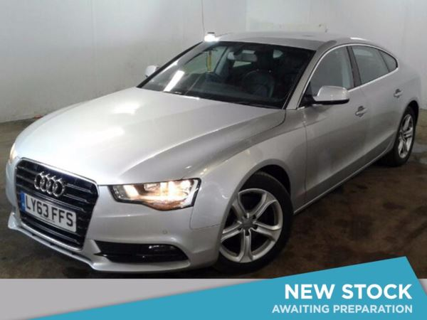 (2014) Audi A5 2.0 TDIe 136 SE Technik 5dr [5 Seat] £2090 Of Extras - Satellite Navigation - Bluetooth Connection - £30 Tax