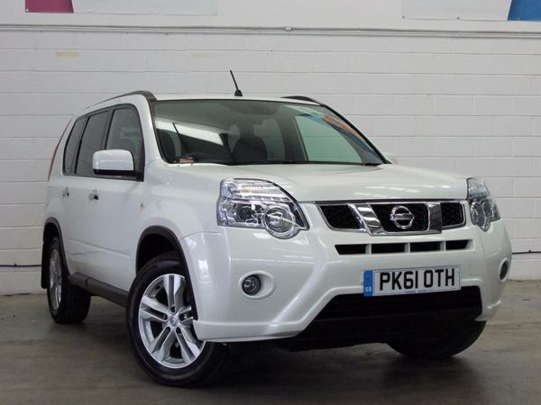 (2011) Nissan X-Trail 2.0 dCi 173 Acenta 5dr Bluetooth Connection - Cruise Control - Climate Control