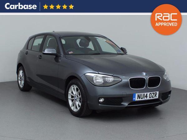 (2014) BMW 1 Series 114d SE 5dr Bluetooth Connection - £20 Tax - DAB Radio - Aux MP3 Input - USB Connection