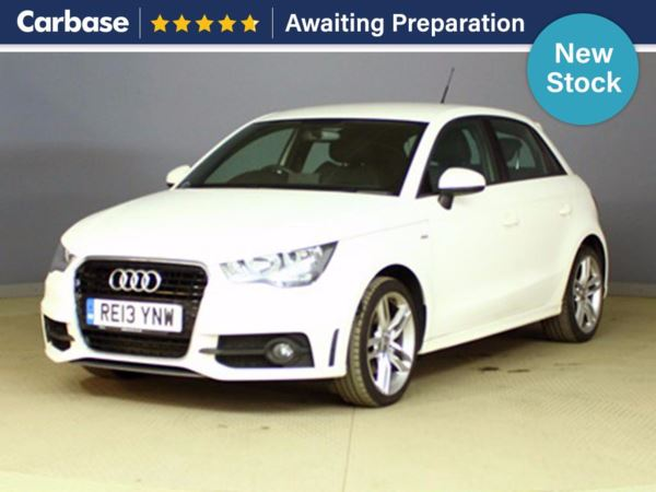 (2013) Audi A1 1.6 TDI S Line 5dr Sportback Bluetooth Connection - Zero Tax - Aux MP3 Input - Air Conditioning - 1 Owner