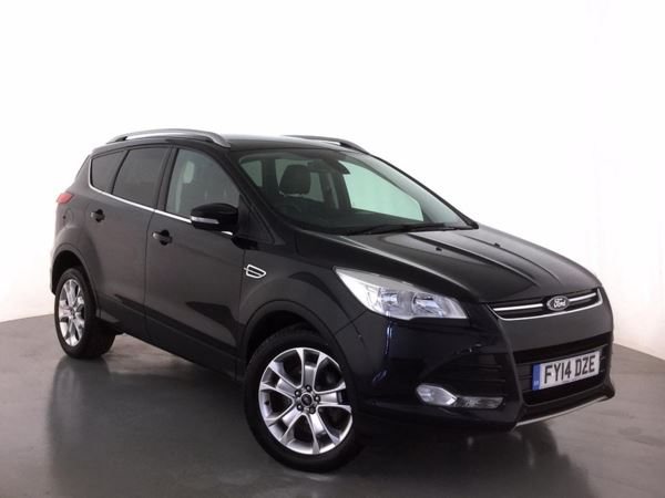 (2014) Ford Kuga 2.0 TDCi Titanium 5dr 2WD £1720 Of Extras - Bluetooth Connection - Parking Sensors - DAB Radio