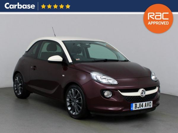 (2014) Vauxhall Adam 1.2i Jam 3dr £1615 Of Extras - Bluetooth Connection - DAB Radio - Aux MP3 Input - USB Connection - Cruise Control