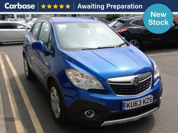 (2013) Vauxhall Mokka 1.7 CDTi Tech Line 5dr Auto - SUV 5 Seats £890 Of Extras - Satellite Navigation - Bluetooth Connection - Parking Sensors - DAB Radio