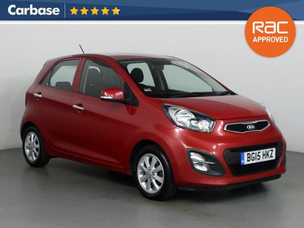 (2015) Kia Picanto 1.0 2 5dr Bluetooth Connection - Aux MP3 Input - 1 Owner - Air Conditioning
