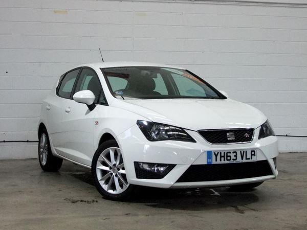 (2013) SEAT Ibiza 1.6 TDI CR FR 5dr Bluetooth Connection - £30 Tax - Aux MP3 Input - Cruise Control