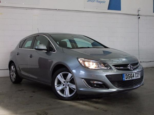 (2014) Vauxhall Astra 1.6i 16V SRi 5dr Aux MP3 Input - Cruise Control - Air Conditioning - 1 Owner - Alloys