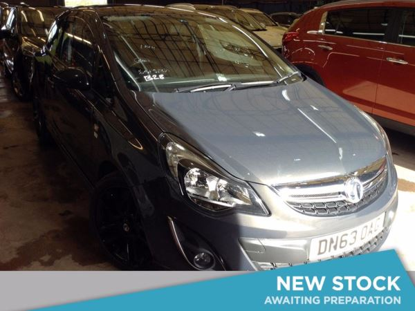 (2013) Vauxhall Corsa 1.2 Limited Edition 3dr Aux MP3 Input - Cruise Control - Air Conditioning - 1 Owner - Alloys