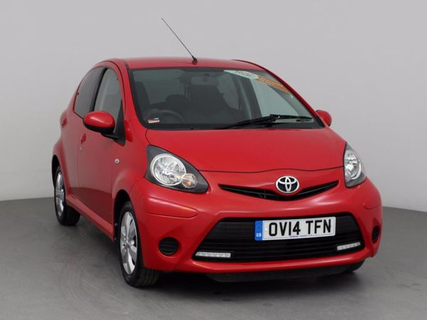 (2014) Toyota AYGO 1.0 VVT-i Move with Style 5dr Satellite Navigation - Bluetooth Connection - Zero Tax - Air Conditioning