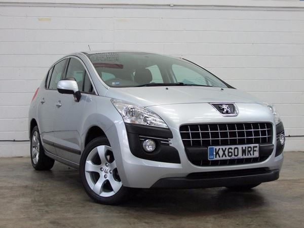 (2010) Peugeot 3008 1.6 HDi Sport 5dr - MPV 5 Seats Cruise Control - Air Conditioning