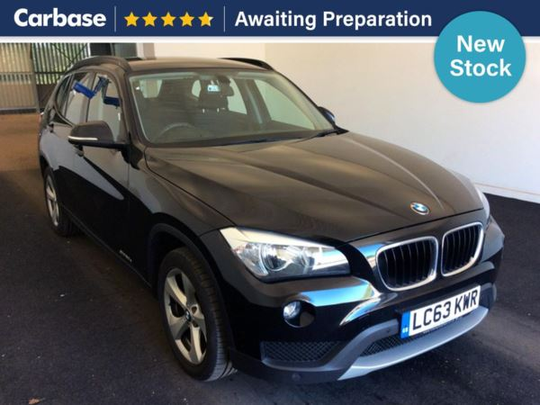 (2014) BMW X1 sDrive 20d EfficientDynamics 5dr - SUV 5 Seats £905 Of Extras - Bluetooth Connection - Parking Sensors - DAB Radio - Aux MP3 Input - USB Connection