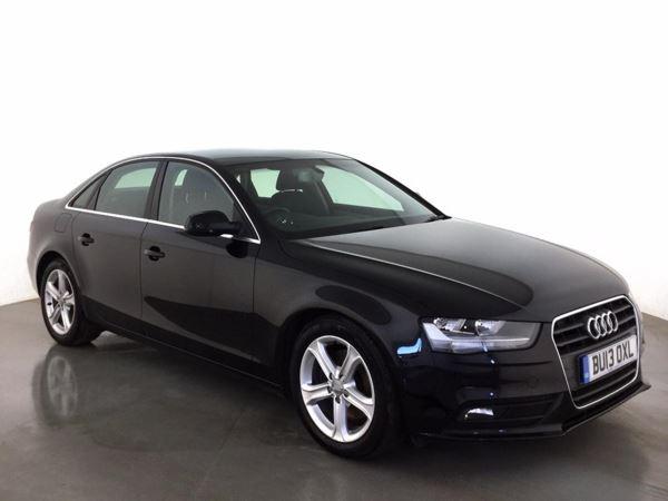 (2013) Audi A4 2.0 TDIe SE 4dr Bluetooth Connection - £30 Tax - Parking Sensors - Aux MP3 Input - Rain Sensor