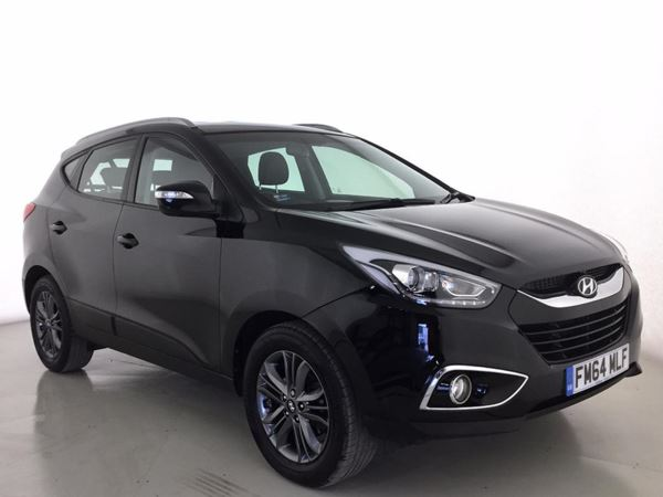 (2015) Hyundai Ix35 2.0 CRDi SE 5dr Auto Satellite Navigation - Bluetooth Connection - Parking Sensors