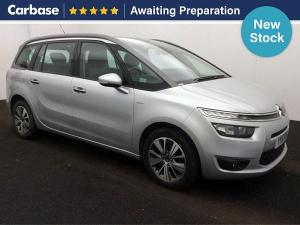 (2015) Citroen C4 Grand Picasso 1.6 e-HDi 115 Exclusive 5dr - MPV 7 Seats Panoramic Roof - Satellite Navigation - Bluetooth Connection - £20 Tax - Parking Sensors - DAB Radio