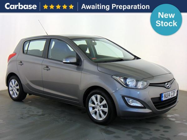 (2014) Hyundai i20 1.2 Active 5dr Bluetooth Connection - Aux MP3 Input - 1 Owner - Air Conditioning