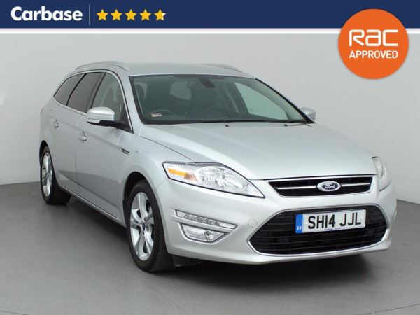 (2014) Ford Mondeo 2.0 TDCi 163 Titanium X Business Edition 5dr Estate Satellite Navigation - Bluetooth Connection - £30 Tax - Parking Sensors