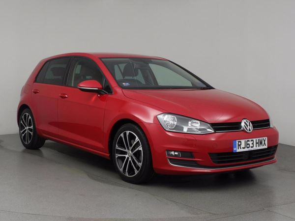 (2014) Volkswagen Golf 2.0 TDI GT 5dr £660 Of Extras - Satellite Navigation - Bluetooth Connection - £20 Tax