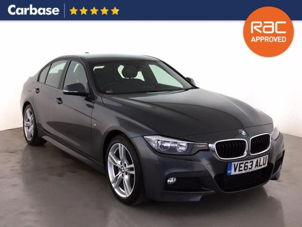 (2014) BMW 3 Series 320d M Sport 4dr £720 Of Extras - Luxurious Leather - Bluetooth Connection - £30 Tax