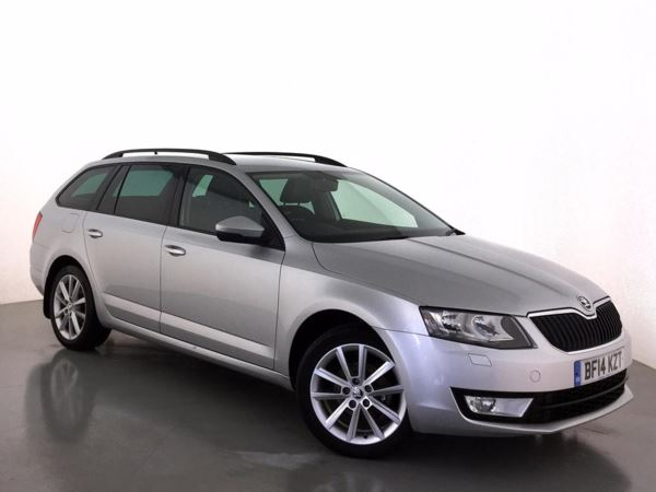 (2014) Skoda Octavia 1.6 TDI CR Elegance 5dr £1465 Of Extras - Satellite Navigation - Bluetooth Connection - Zero Tax