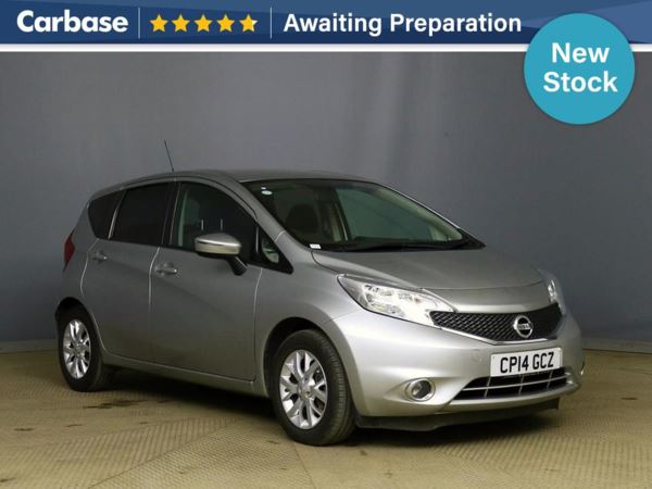 (2014) Nissan Note 1.5 dCi Acenta 5dr - Mini MPV 5 Seats Bluetooth Connection - Cruise Control - Air Conditioning