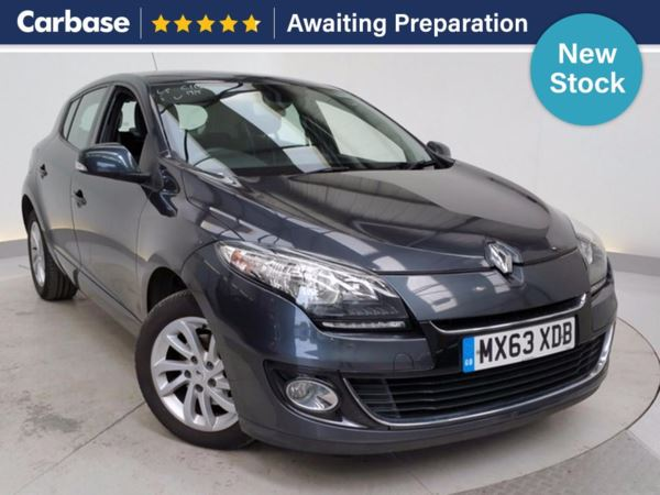 (2013) Renault Megane 1.5 dCi 110 Dynamique TomTom 5dr [Start Stop] £810 Of Extras - Satellite Navigation - Bluetooth Connection - Zero Tax