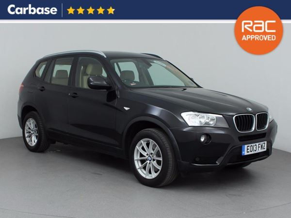(2013) BMW X3 sDrive18d SE 5dr - SUV 5 Seats £610 Of Extras - Luxurious Leather - Parking Sensors - DAB Radio - Aux MP3