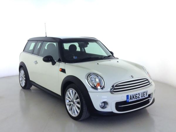 (2012) MINI Clubman 1.6 Cooper D 5dr £4295 Of Extras - Satellite Navigation - Luxurious Leather - Bluetooth Connection