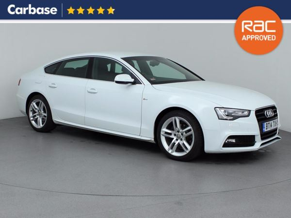 (2014) Audi A5 2.0 TDI 177 S Line [5 Seat] 5dr Sportback £1075 Of Extras - Bluetooth Connection - £30 Tax - S-Line