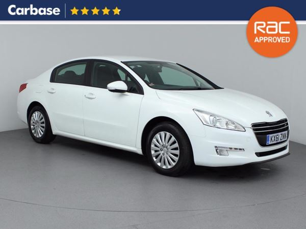 (2011) Peugeot 508 1.6 e-HDi 112 Access 4dr EGC £20 Tax - Aux MP3 Input - USB Connection - 6 Speed - Air Conditioning