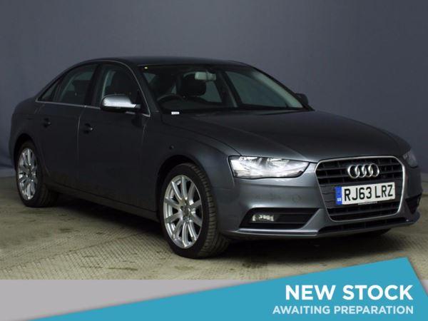 (2014) Audi A4 2.0 TDI 143 SE Technik 4dr Multitronic Satellite Navigation - Luxurious Leather - Bluetooth Connection - Parking Sensors