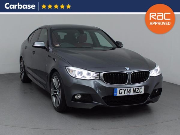 (2014) BMW 3 Series 320i M Sport 5dr Step Auto £5415 Of Extras - Satellite Navigation - Luxurious Leather - Bluetooth Connection